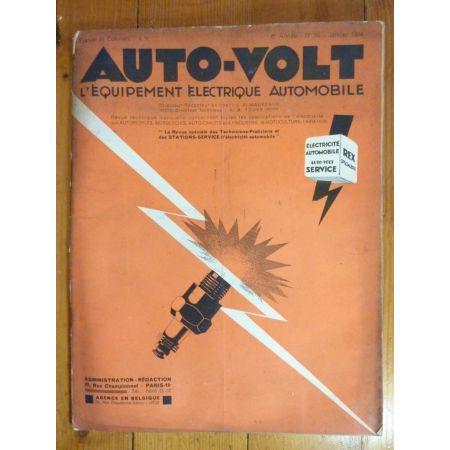 Delage D6 11 Revue Electronic Auto Volt