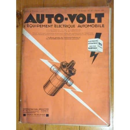 944 Revue Electronic Auto Volt