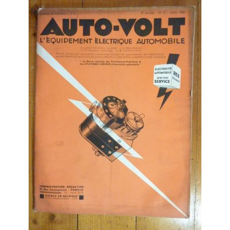4cyl ZYAB Revue Electronic Auto Volt