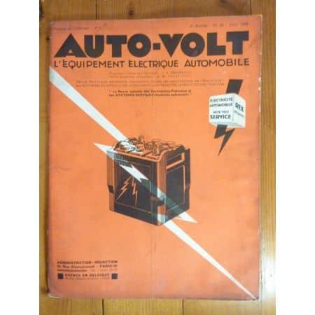 Type 6 Revue Electronic Auto Volt