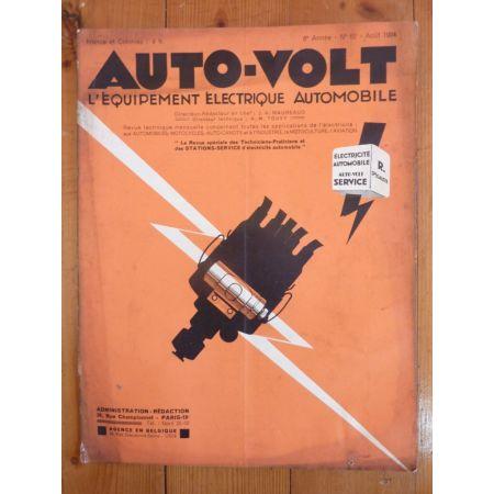 Magazine 062 Revue electronic Auto Volt