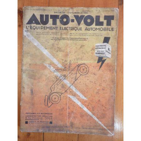 Magasine 076 Revue electronic Auto Volt