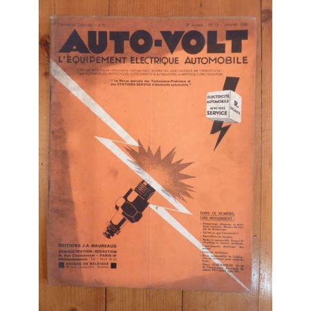 402 4cyl Revue Auto Volt Peugeot
