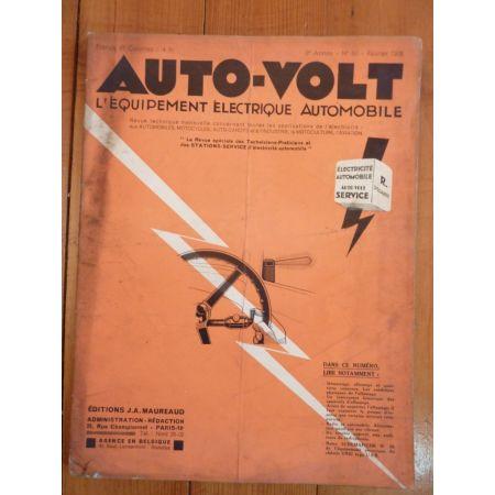 UB6 6 Cyl Revue Technique Electronic Auto Volt Iveco Unic