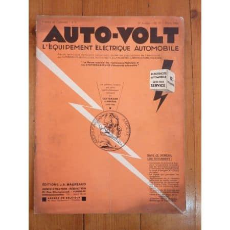 Magasine 081 Revue electronic Auto Volt
