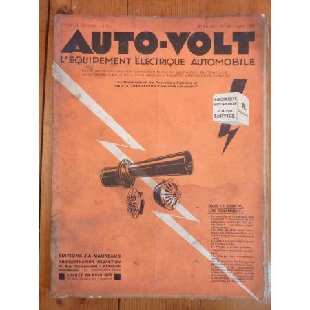 Magazine 084 Revue electronic Auto Volt
