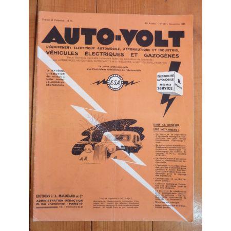Magazine 0167 Revue electronic Auto Volt