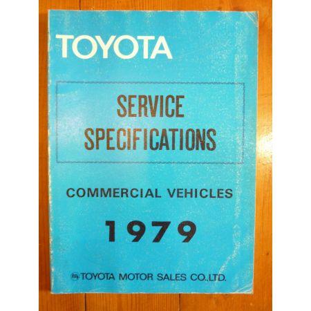 Modeles 1979 Manual Anglais Maintenance