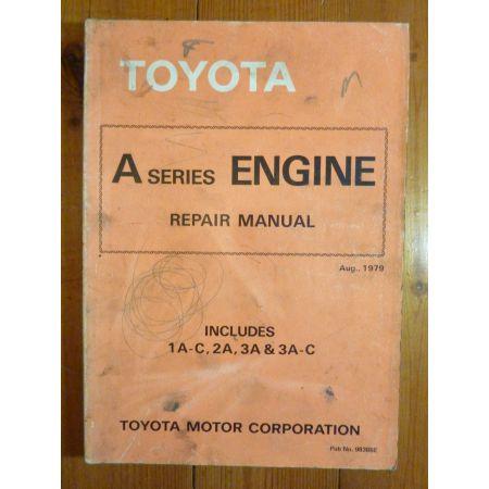 A Engine Repair Manual Anglais Toyota