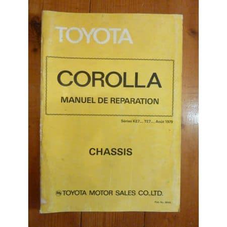 Corolla Manuel Réparation Toyota