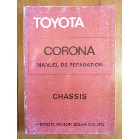 Corona Manuel Réparation Toyota