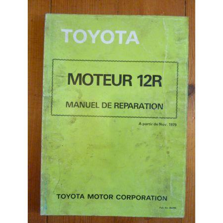 12R Manuel Réparation Toyota