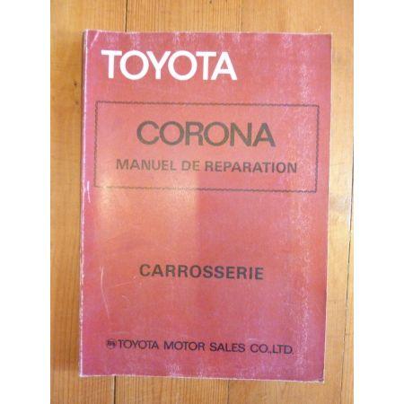 Corona Manuel Réparation Carrosserie Toyota