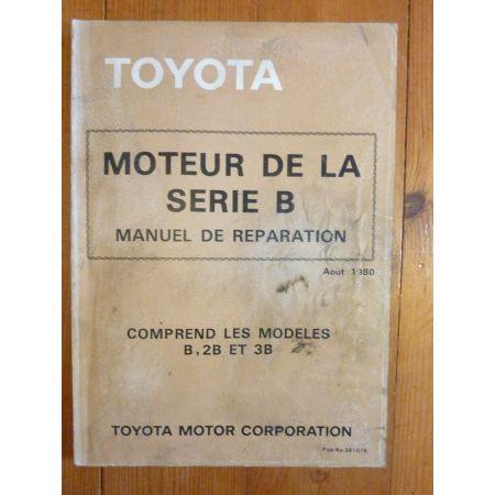 Série B Manuel Réparation Toyota
