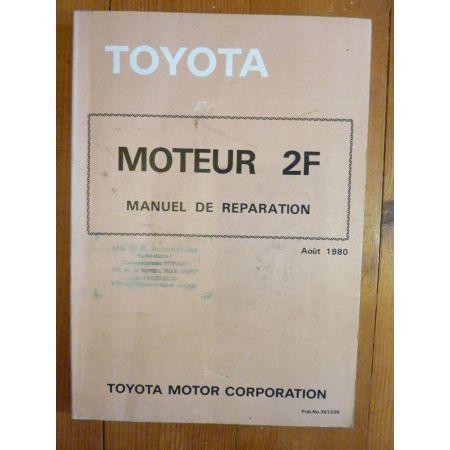 2F Manuel Réparation Toyota