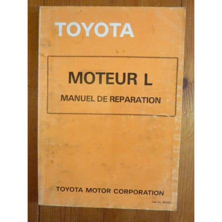 L Manuel Réparation Toyota