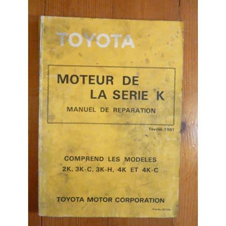 K Manuel Réparation Moteur Toyota