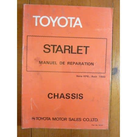 Starlet Manuel Réparation Toyota