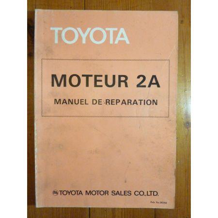 2A Manuel Réparation Toyota