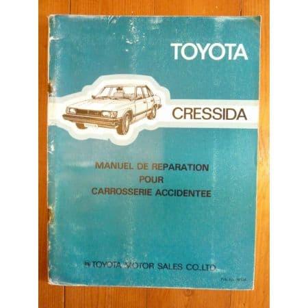 Cressida Manuel Réparation Carrosserie Toyota