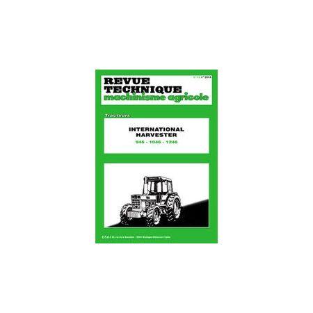 946 1046 1246 Revue Technique Agricole IH