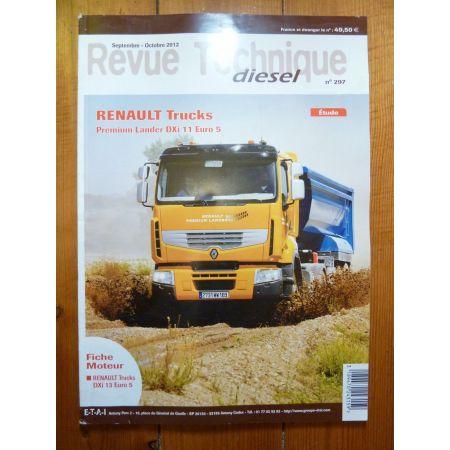 Lander DXi 11 Revue Technique PL Renault