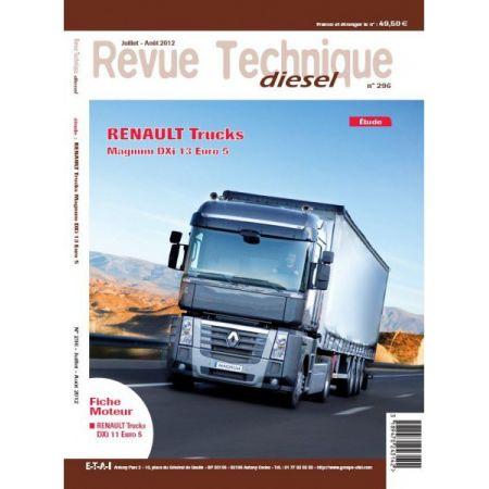 Magnum DXi 13 Revue Technique RVI