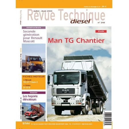 TG Chantier Revue Technique PL Man