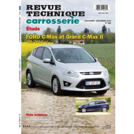 C-Max Gd C-Max Revue Technique Carrosserie Ford
