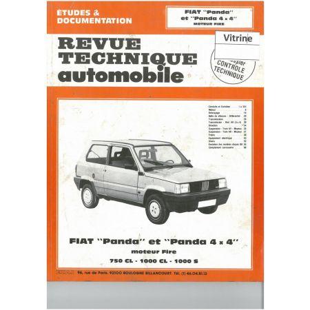 Panda 4x4 Revue Technique Fiat