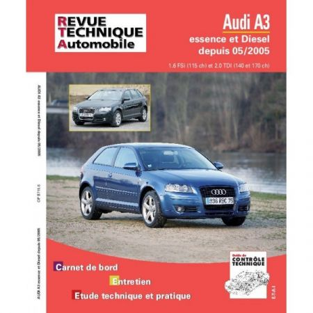 A3 Ph II Revue Technique Audi