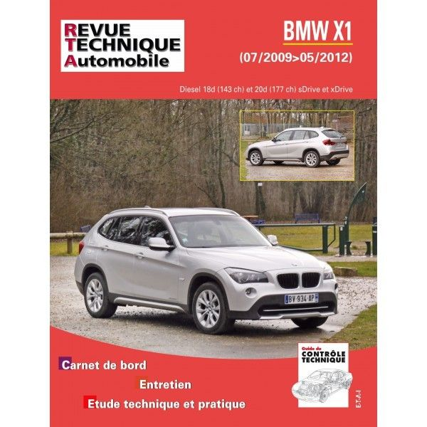 X1 09-12 Revue Technique BMW