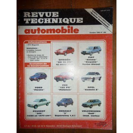 SPECIAL EVO Revue Technique Citroen et Fiat et Ford et Opel et Peugeot et Volkswagen