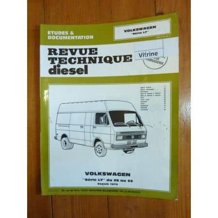 LT28 a 55 75- Revue Technique Volkswagen