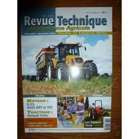 Celtis Revue Technique Agricole Renault