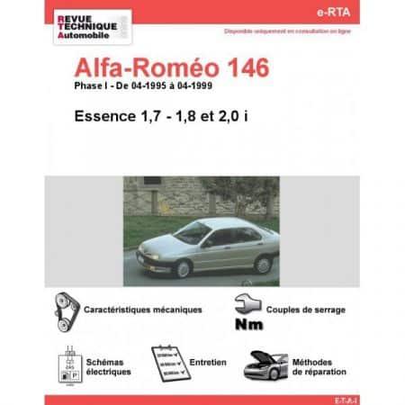 146 Ess 95-99 Revue e-RTA Numerique Alfa Romeo