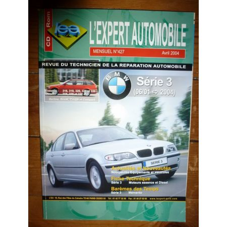 Série 3 E46 01-04 Revue Technique Bmw