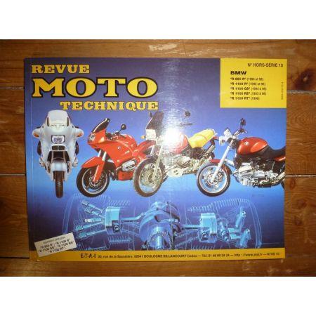 R850 R1100 Revue Technique moto Bmw