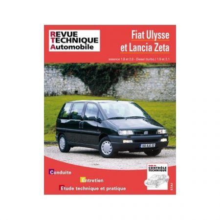 Ulysse Zeta Revue Technique Fiat Lancia