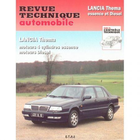 Thema Revue Technique Lancia
