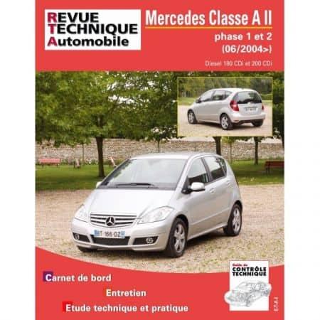 Classe A II D 04- Revue Technique Mercedes