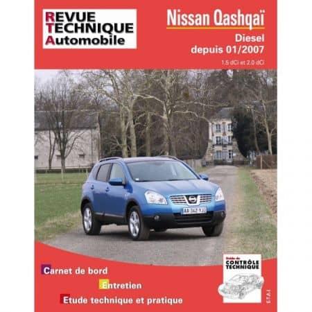 Qashqaï 07- Revue Technique Nissan