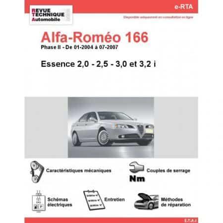 166 Ess 04-07 Revue e-RTA Numerique Alfa Romeo