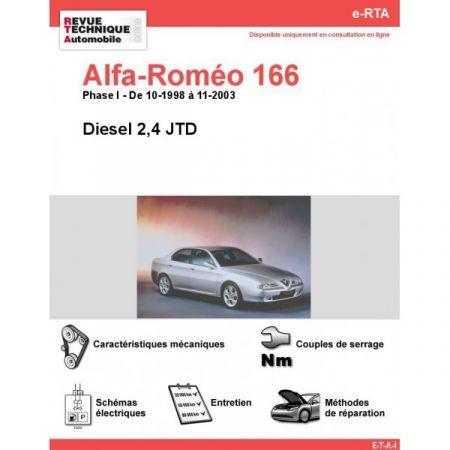 166 D 98-03 Revue e-RTA Numerique Alfa Romeo