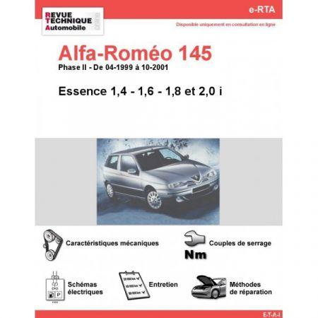 145 Ess 99-01- Revue e-RTA Numerique Alfa Romeo