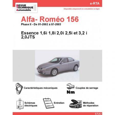 156E 02-03 Revue e-RTA Numerique Alfa Romeo