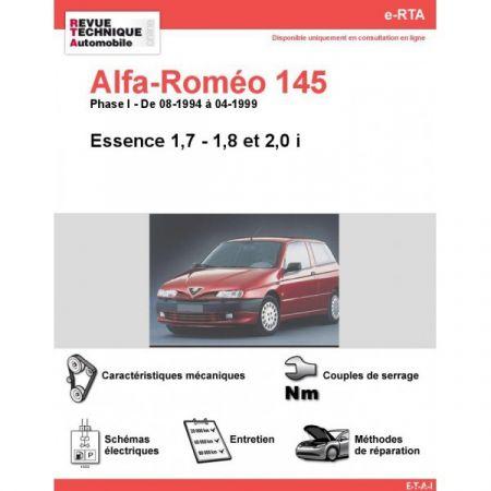 145 E 94-99 Revue e-RTA Numerique Alfa Romeo