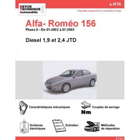 156 D 02-03 Revue e-RTA Numerique Alfa Romeo