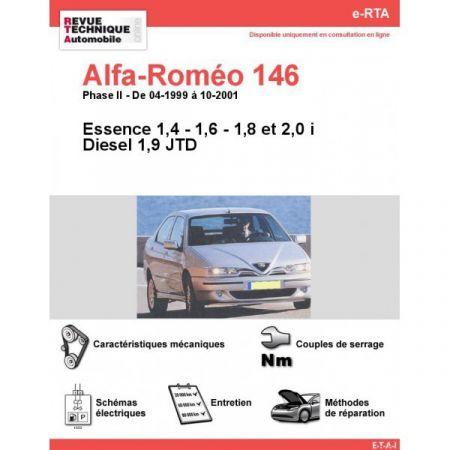 146 E 99-01 Revue e-RTA Numerique Alfa Romeo