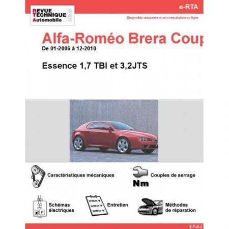 Brera E Revue e-RTA Numerique Alfa Romeo